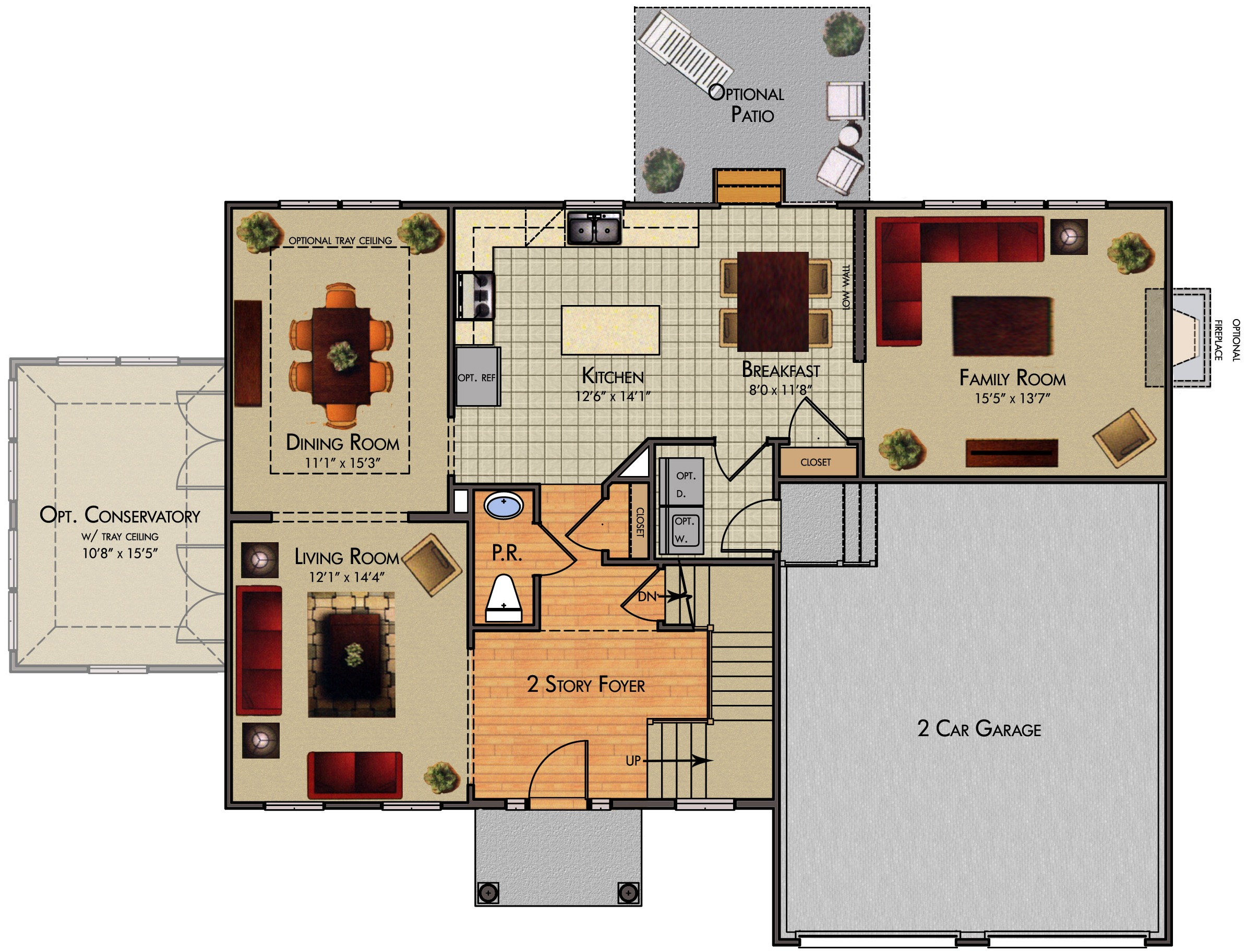 Index of community canterbury floor plans Canterbury floor plan