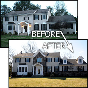 Complete Home Renovation Before And After My Web Value - Complete home remodel